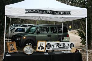 Coat and Tails Booth