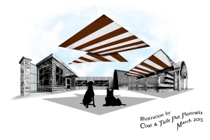 The Shade Project will provide Austin Animal Center's pavers with protection from the summer sun